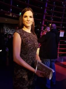 Sandra Bullock Madam Tussauds Museum