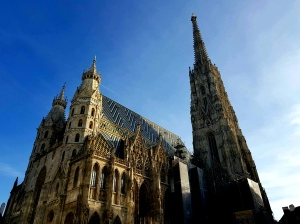 Stephen`s Cathedral Vienna